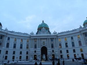 Hofburg Viena
