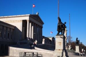 Parlament Viena