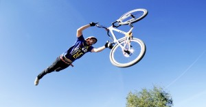 Mountainbike Freestyle Show