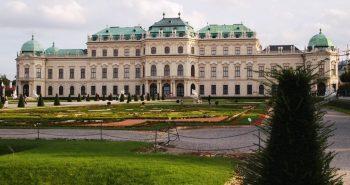 Belvedere Vienna Garden