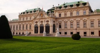 Belvedere Vienna beauty