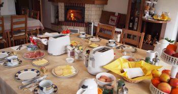 Breakfast Lucinel Vienna