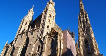 Cathedral - Stephansdom Vienna