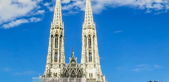 Biserica Votivă din Viena - Votivkirche