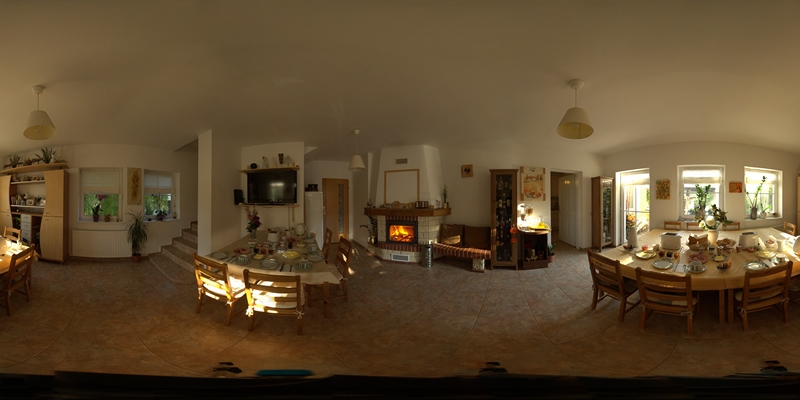 Salon panorama - Lucinel