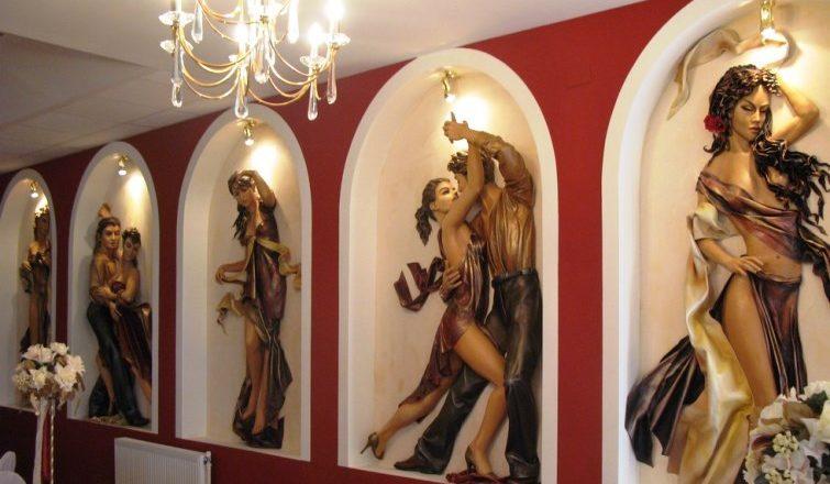 Simion ASANDI sculpturi