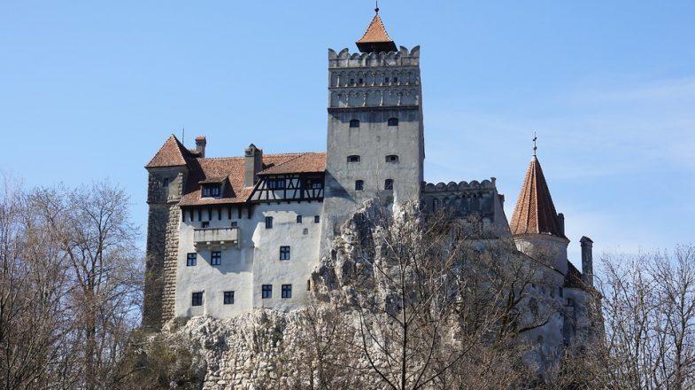 DRACULA castel