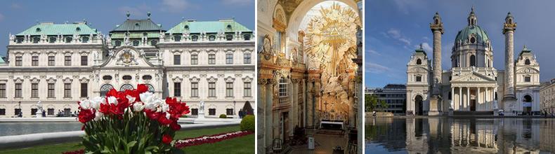 3 nopti de Cazare la Viena - doar 117 euro camera dubla