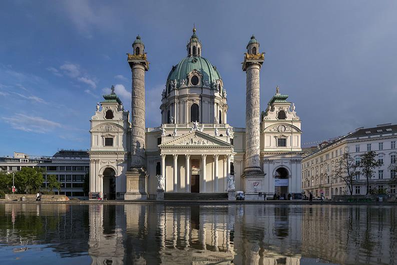 Biserica Sfântul Carol Karlskirche
