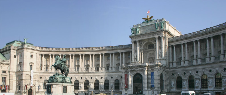 Hofburg Wien - Palatul regal din Viena