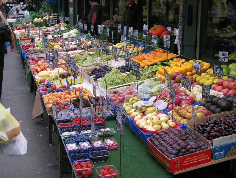 Piata Naschmarkt