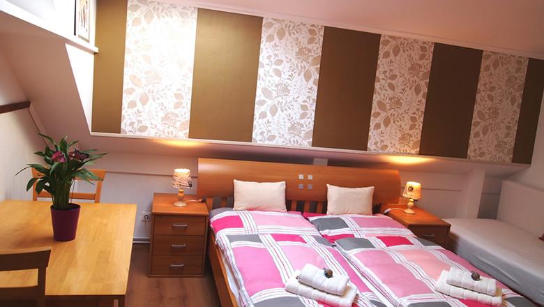 Camera dubla confort Cazare Viena Ieftina