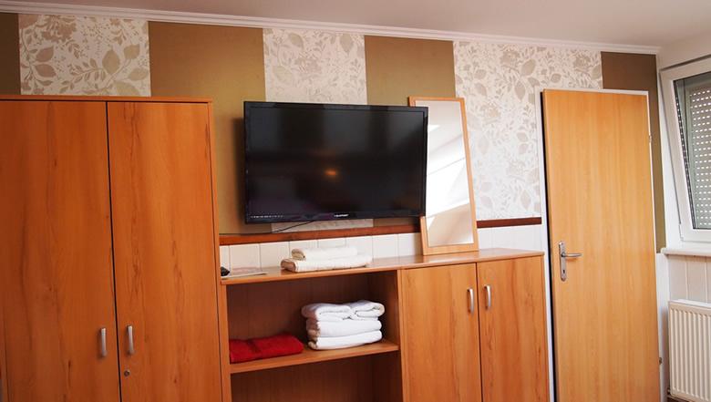 Camera dubla confort - Pensiunea Lucinel