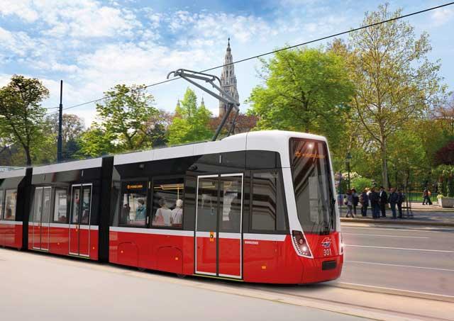 Cazare Viena langă mijloace de transport in comun