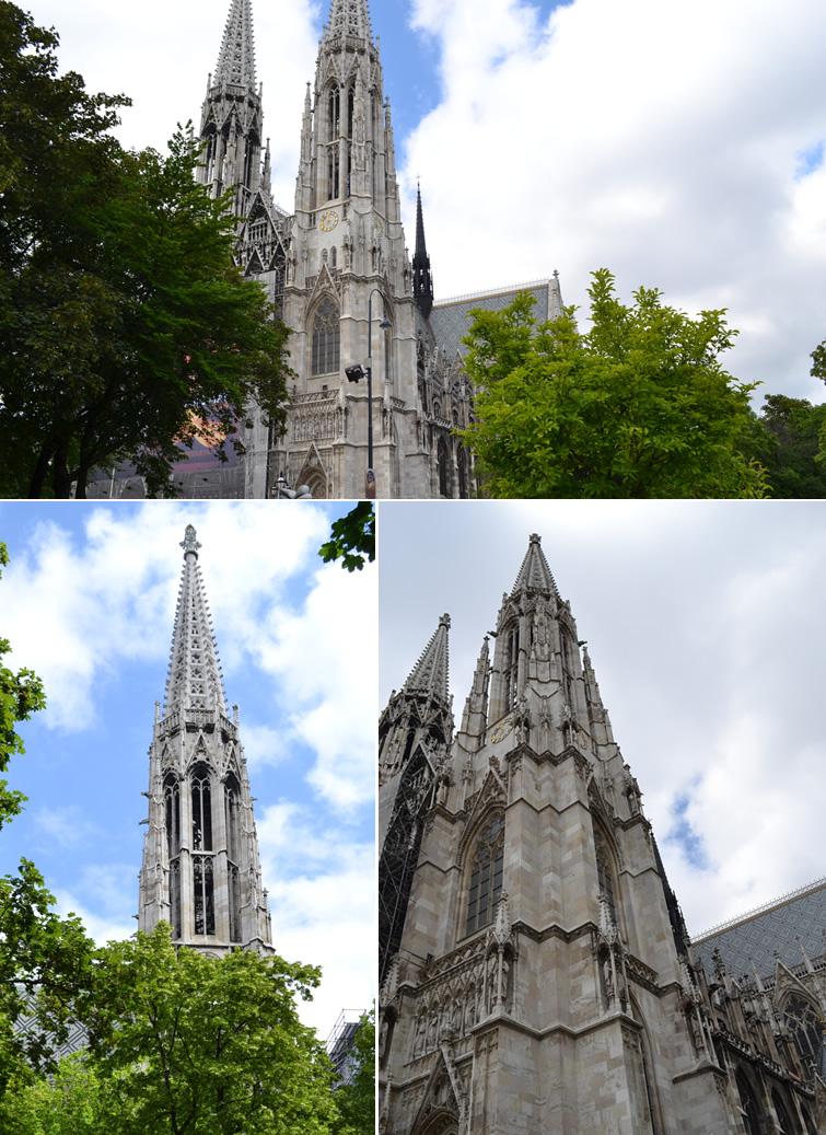 Biserica Votiva - Votivkirche