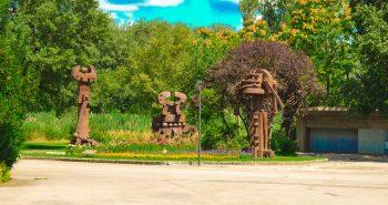 Arta Viena - Parcul Dunarii Viena
