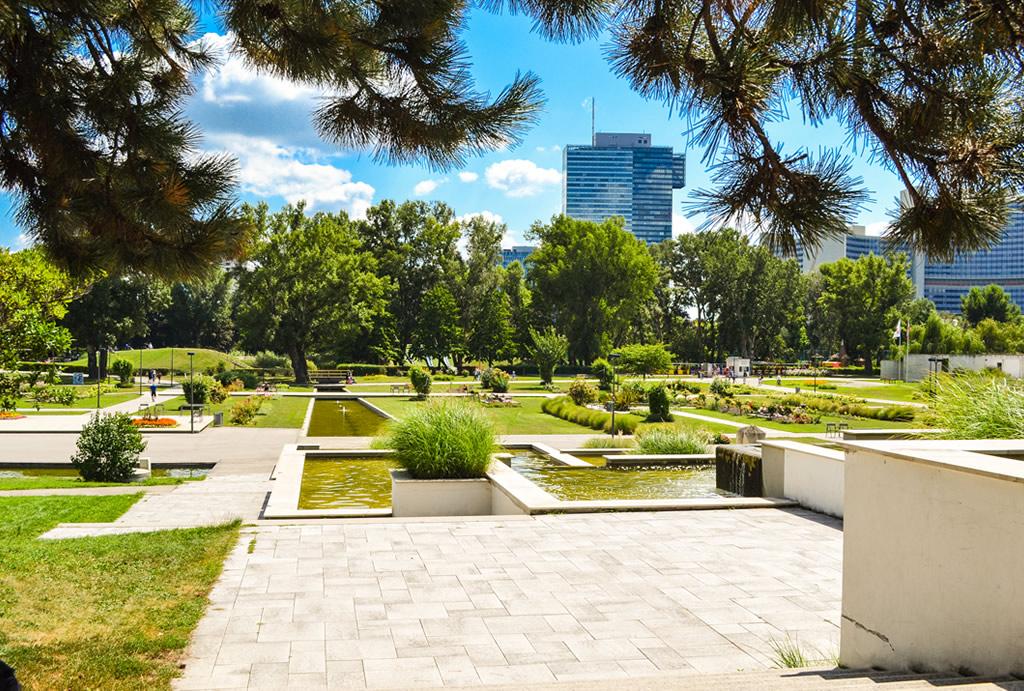 Donau Turm - Donaupark Vienna