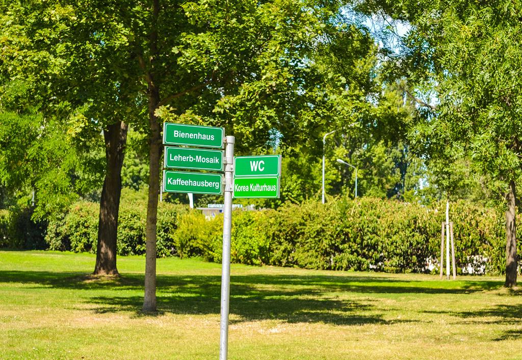 Info - Parcul Dunarii Viena