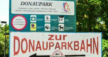 Liliput-Bahn - Viena Parcul Dunarii