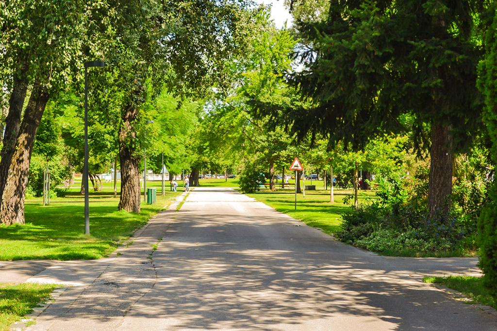 Parcul Dunarii - Obiectiv Turistic Viena - Cazare Viena