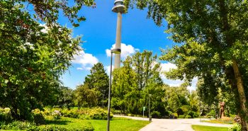 Parcul Dunarii din Viena - Cazare Viena