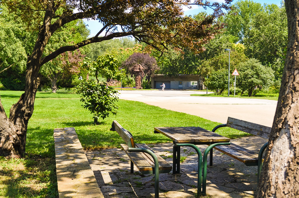 Relaxare - Parc Viena