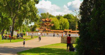 Restaurant Chinezesc - Parcul Dunarii Viena