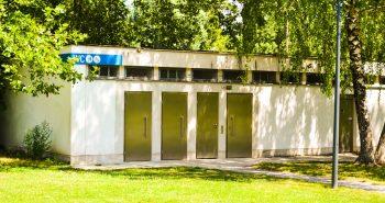 WC - Parcul Dunarii Viena